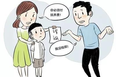 离婚后对方不给孩子抚养费怎么办?